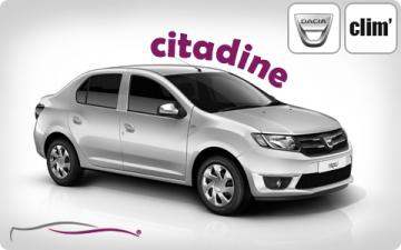 Dacia Logan diesel climatisée